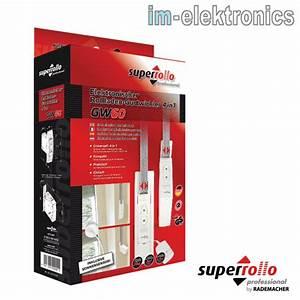 Elektrischer Rollladen Gurtwickler Aldi : gw60 sr10060 superrollo elektrischer rollladen gurtwickler ~ Frokenaadalensverden.com Haus und Dekorationen