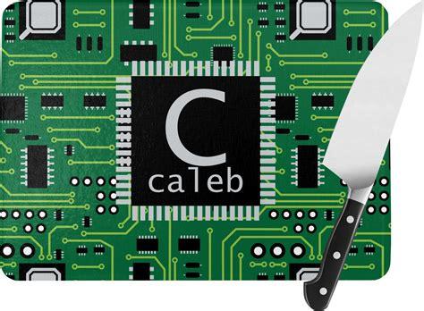 Circuit Board Rectangular Glass Cutting