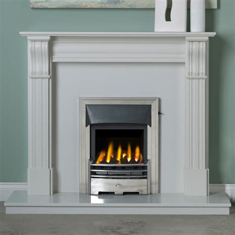 Corbel Fireplace by Buy Gallery Dublin Corbel White Marble Fireplace