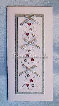 edle weihnachtskarten basteln weihnachtskarten basteln karten zu weihnachten gestalten 2