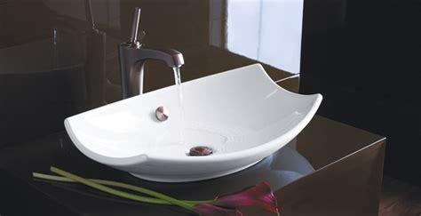 vessel sinks bathroom style  spare bathroom trends