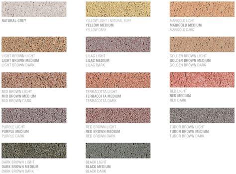 mortar colors cemex mortar colour shade guide cemex uk
