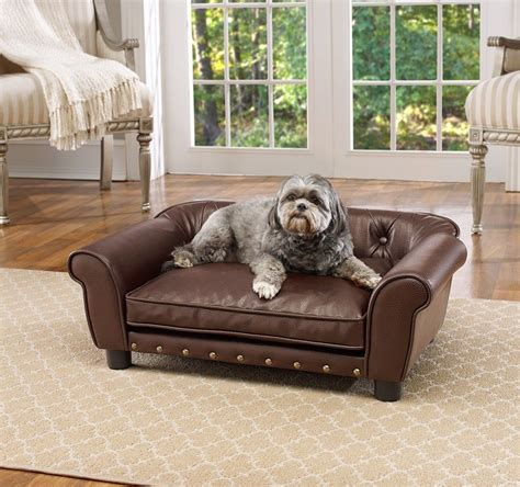 Hund Auf Sofa by Enchanted Home Pet Sofa Bed 187 Gadget Flow