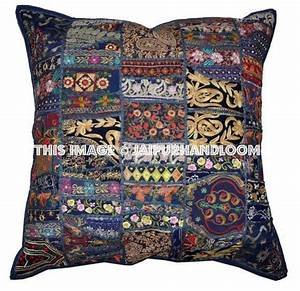 24x24quot Decorative Throw Pillows For Couch Bohemian Bedroom