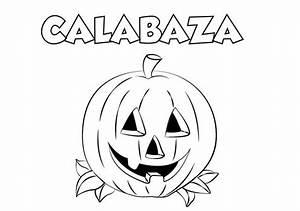 90+ [ Dibujos De Calabazas De Halloween Para Recortar ...