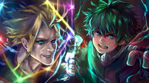 Customize and personalise your desktop, mobile phone and tablet with these free customize your desktop, mobile phone and tablet with our wide variety of cool and interesting my hero academia wallpapers in just a few clicks! My Hero Academia HD Wallpaper   Background Image   1920x1080   ID:970177 - Wallpaper Abyss