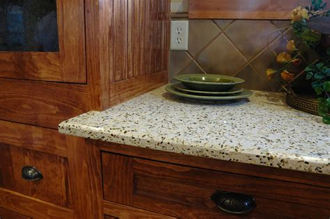 Recycled Glass Countertops San Diego by Recycled Glass Contemporary Kitchen Countertops San
