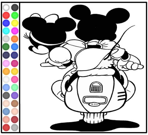 minnie mouse games kidonlinegamecom