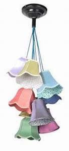 Lampe Mit Vielen Lampenschirmen : pendeleuchte mit vielen bunten lampenschirmen durchmesser 50 cm kaufen bei richhomeshop ~ Bigdaddyawards.com Haus und Dekorationen