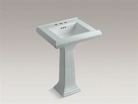 kohler memoirs r classic 24 quot pedestal bathroom sink with