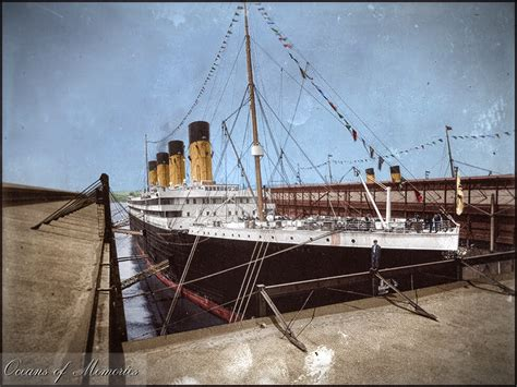 Titanic Pics Sinking by The Belle Of The Ball By Rms Olympic On Deviantart