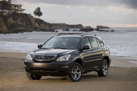 lexus crossover 2007 mad 4 wheels 2007 lexus rx350 pebble beach edition