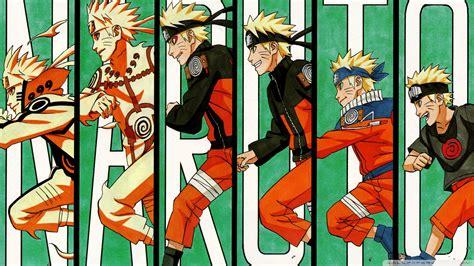 Naruto Evolution 4k Hd Desktop Wallpaper For 4k Ultra Hd