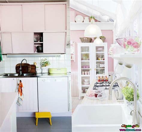 kitchen pink accessories ديكور مطابخ باللون الابيض في بينك جديدة مميزة جميلة جدا 2439