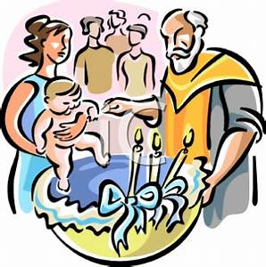 Royalty Free Baptism Clip art, Christian Clipart