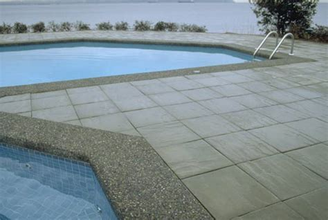 Tile Tech Cool Roof Pavers by Residential Pool Decks Tile Tech Pavers