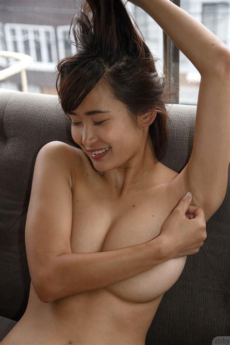 Big Round Asian Tits Are Totally Breathtaking When Saki