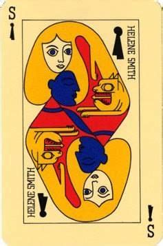 card    surrealist tarot published  french