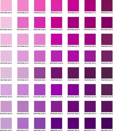 different color purples literal the color purple