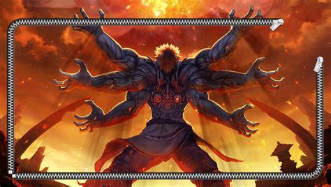 asuras wrath lockscreen ps vita wallpapers  ps vita