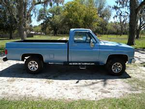 1987 Chevy Pickup Truck