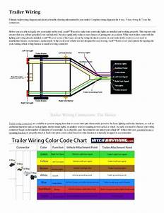 45 Unique 4 Pin Trailer Light Wiring Diagram