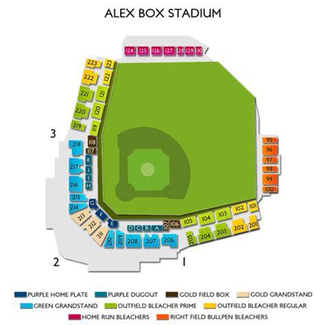 bureau front national alex box stadium seating chart seats