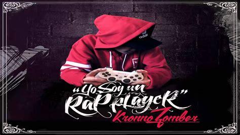 kronno zomber yo soy  rap player album completo
