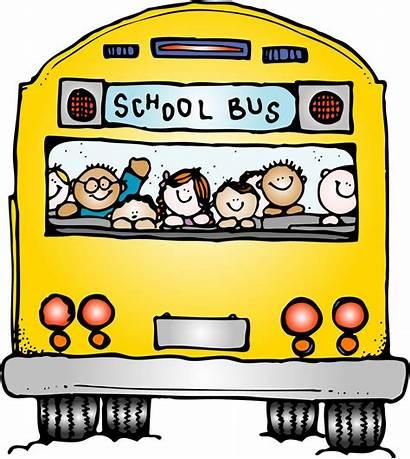 Bus Trip Field Clipart Class Grade