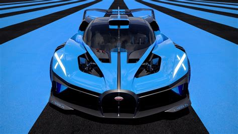 In contrast to the hypercar chiron, which is deliberately designed for comfort and high speed, the bolide is intended to deliver top performance on the race track. Bugatti Bolide concept brings the brand back to its lightweight roots - The Motor Muse