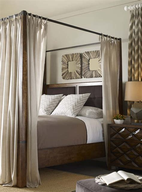 dreamy bedrooms  canopy beds youll love