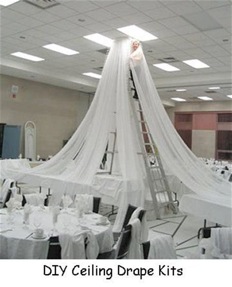 ceiling drape kits 1000 ideas about ceiling draping on ceiling
