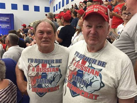 Photo Of Trump Supporters' T-shirts From Ohio Rally Goes