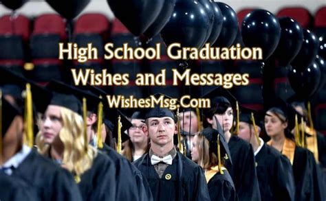 high school graduation wishes messages  quotes wishesmsg