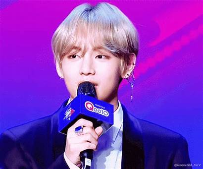 Earrings Wearing Taehyung Why Knetizen Knetz React
