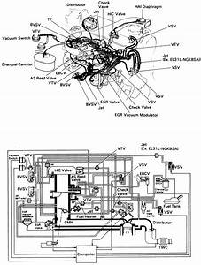 Toyota Paseo Engine Diagram Repair Manual