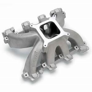 Edelbrock Super Victor LS1 Carbureted Intake Manifolds ...