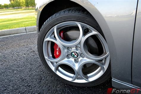 Alfa Romeo Wheels by 2013 Alfa Romeo Giulietta Qv Wheel Forcegt