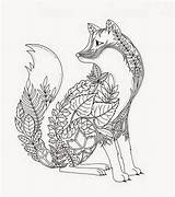 Peacock Coloring Pages Paisley Realistic Printable Getcolorings sketch template