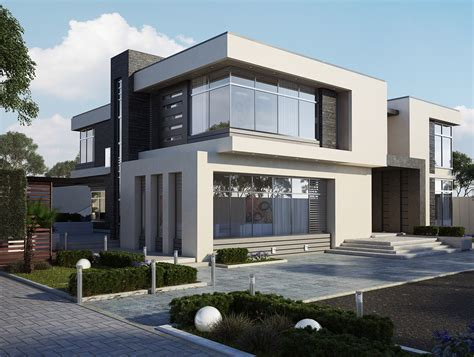 architecture house designs two storey modern home with plan design architecture and