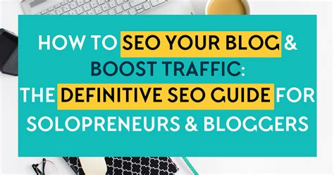 Basic Seo Knowledge - basic seo knowledge every and solopreneur should