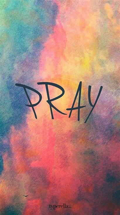 Quotes God Pray Prayer Iphone Faith Christian