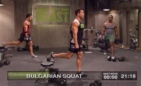 Body Beast Build Legs Review Day 2  Can No Longer Walk