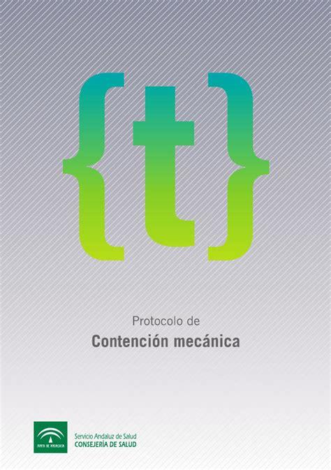 protocolo contenci 211 n mec 193 nica sas by sujecion mecanica issuu