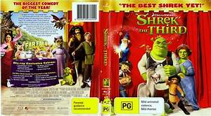 FreeCovers.net - Shrek The Third R4