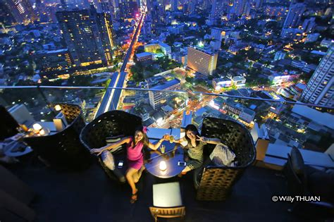 marriott gasl rooftop bar top 20 rooftop bars in bangkok 2017 bangkok nightlife