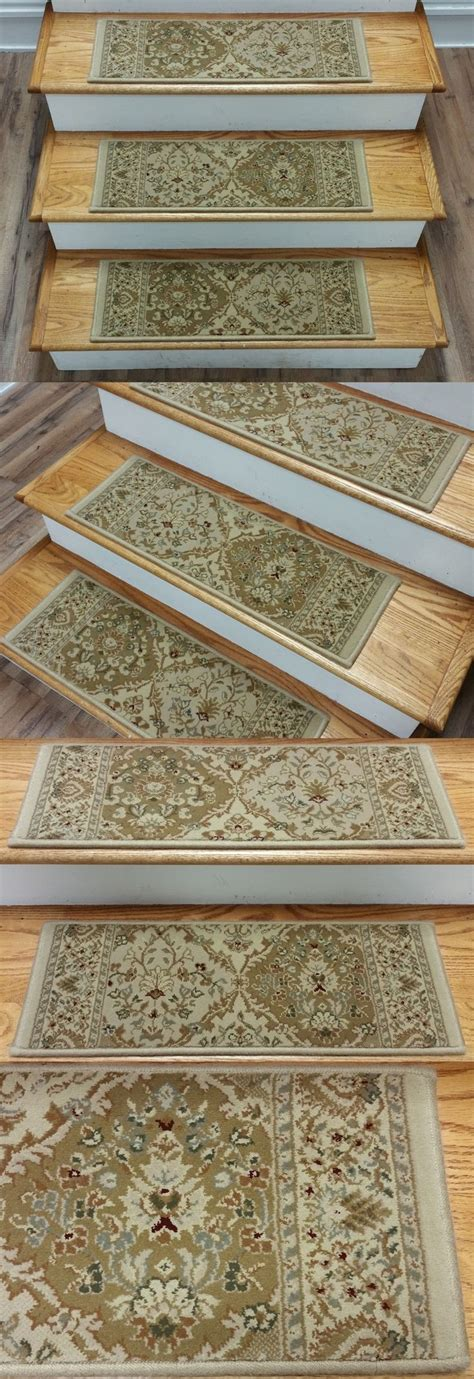 stair tread rugs 20 inspirations of rustic stair tread rugs