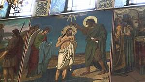 Inside Church Of The Savior On Blood In Saint Petersburg