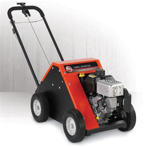 lawn aerator lawn aerator briggs and stratton electric start core aerator dr power equipment