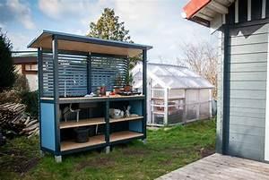 Küchenzeile Selber Bauen : eine au enk che selber bauen so gehts ein st ck arbeit ~ Watch28wear.com Haus und Dekorationen